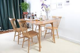 Nordic style furniture Design Norwegian Windsor Chair Oak Wood Chair Dining Chair Nordic Country Scandinavian Style Furniture Happy Grey Lucky Windsor Chair Oak Wood Chair Dining Chair Nordic Country