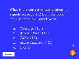 Interpreting In Text Citations Ppt Video Online Download