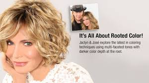 Paula Young Exclusive Color Chart The Natural Look Of Rooted Color Jaclyn Smith Wigs Paula Young