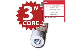 "<b>Polyester Film</b> for <b>Oce</b> ColorWave 600/650, 3.5 mil - 30"" x 150' - 1 Roll"