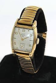 elgin de luxe 10k gold filled men s wrist watch • 22 00 picclick 1950 s elgin de luxe 17 jewel mens wrist watch running kd36