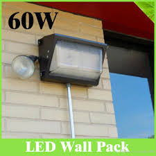 2019 ul dlc approve outdoor led wall pack light 60w industrial wall mount led lighting waterproof ip65 outdoor wall lamp floodlight from greenled88