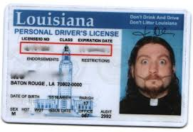 To Driver's In Nola Get How New Louisiana License A