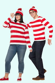 Ideas for adult couple halloween costumes