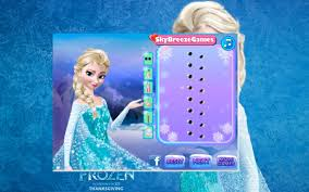 frozen frozen elsa makeup disney