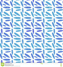 Topical Pattern Inspiration Topical Leaf Seamless Watercolor Pattern Stock Illustration