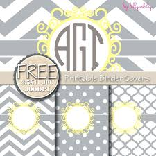 Template Binder Cover Template Printable Templates Images Covers
