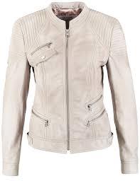 gerry weber sporty nappa leather jacket