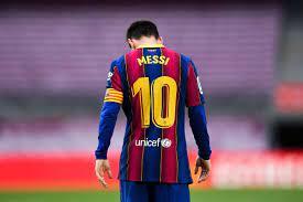 Lionel Messi returns to Barcelona ...