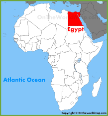 egypt maps maps of egypt Map Of The World Egypt egypt location on the africa map map of the world with egypt located