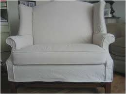 wingback chair slipcover wing chair slipcovers contemporary furniture slipcovers for loveseat