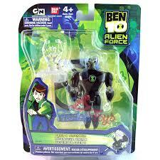 Ben 10 alienforce toys