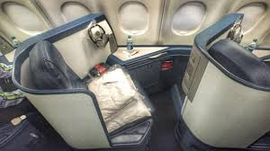 Delta One Business Class A330 Sea Ams