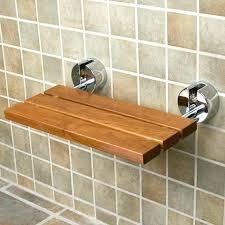 teak wood shower stool teak shower bench wall mounted marvelous teak wood shower stool teak shower
