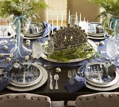 holiday decor ideas 3 hanukkah table settings design2share