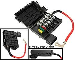 amazon com apdty 035792 fuse box assembly battery mounted apdty 035792 fuse box assembly battery mounted new fuses fusible fuse links fits 1998 2003 vw beetle 2003 models up to vin 1c3440500 1999 2001 vw