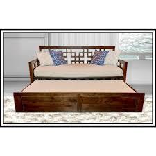 sofa design the example of wooden sofa bed wood sleeper