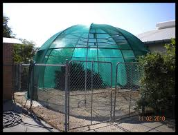 garden dome. Dome With Shadecloth Covering Garden R