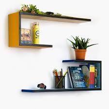 Decorations:Decorative Wall Shelves Wooden Decorating Idea Shelves Idea In  Wall Mounted Decoration Idea