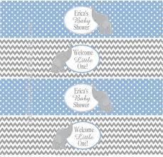 86 Best Water Labels For Baby Shower Images On Pinterest  Water Baby Boy Shower Water Bottle Labels