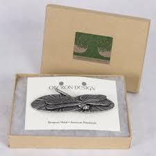 Oberon Design Hair Clips Oberon Design Dragonfly Hair Clip