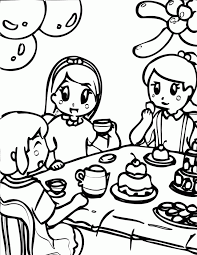 tea party coloring pages boston tea party coloring pages 269435