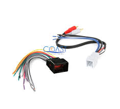 aftermarket radio stereo wiring harness plug for up ford main image