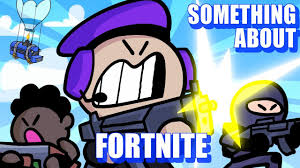 Animated Pictured Something About Fortnite Battle Royale Animated Loud Sound Warning