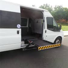 ce certified electric wheelchair lift for car and van with loading 300kg wheelchair lift car33 lift