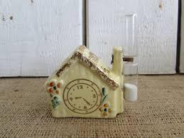 Three Minute Timer Vintage Three Minute Timer Home Decor Kitchen
