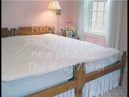 twin to king bed frame. Fine Frame The Sleep Shop Tests The King Maker Twin Bed Coupler For To Frame R