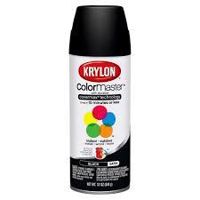 Krylon Colormaster Satin Enamel Enamel Spray Paint