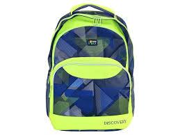 <b>Рюкзак школьный Tiger Enterprise</b> Discovery Neon Collection ...