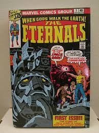 Buy a cheap copy of the eternals omnibus book by jack kirby. The Eternals Omnibus Oop Rare And Getting Very Hard To Find 9780785122050 Ebay