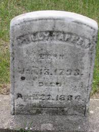 """Mary """"Polly"""" Simpson Tappen (1793-1884) - Find A Grave Memorial"""