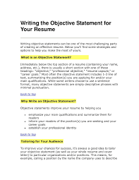 Cook Resume Skills Inspirational 46 New Resume Examples Objectives