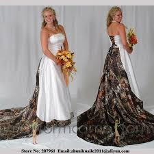 cheap camo wedding dresses for sale 1258