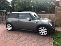 Mini Cooper S Supercharged 2003 Grey and White | in Southampton ...