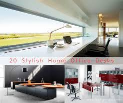 Stylish home office desks Table Chief Technology Officers Blog Wordpresscom Back To School 20 Stylish Home Office Desks