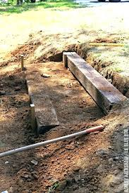 raised garden beds on a slope raised garden beds with railroad ties how to terrace a
