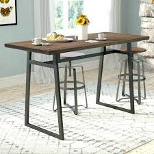 diy counter height table industrial counter height table industrial counter height dining table industrial counter height