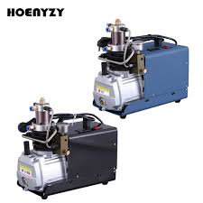 New High Pressure 110/220V 30Mpa <b>Electric Air Pump</b> 4500PSI Air ...