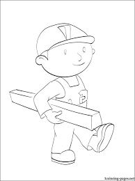 Small Picture Construction Bob The Builder Coloring Pages Printable Coloring