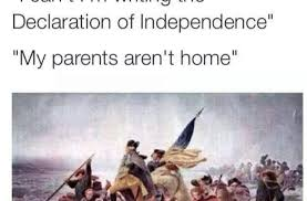 Declaration Of Independence Quotes Stunning Declaration Of Independence Funny Pictures Quotes Memes Funny