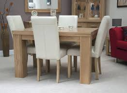 oak dining room furniture sets chairs uk table and