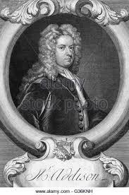 joseph addison stock photos joseph addison stock images alamy joseph addison statesman 1672 1719 journalist famous for his essays in the