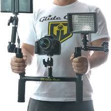 Video Gears Glide Gear Horn Handle Grip Stabilizer Bv 100 B H Photo Video
