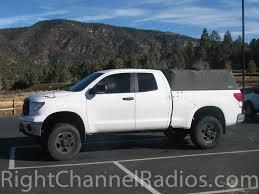 Toyota CB Antenna Hood Mount 2007+ | Right Channel Radios