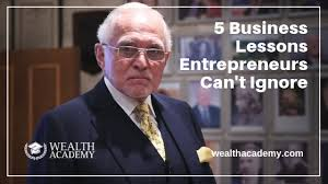 Net Worth Of Business Dan Pena Higher Net Worth Business Lessons
