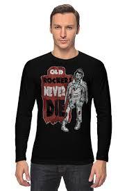 <b>Лонгслив</b> Зомби Элвис (<b>Zombie</b> Elvis) #788251 от coolmag по ...